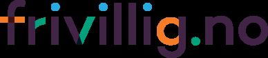 Logoen til nettstedet Frivillig.no