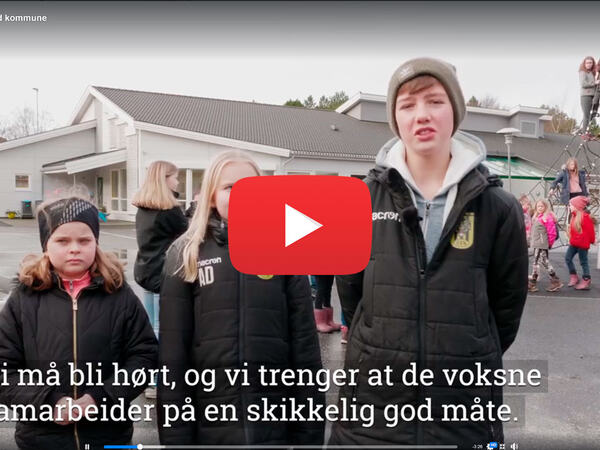 Video med barn