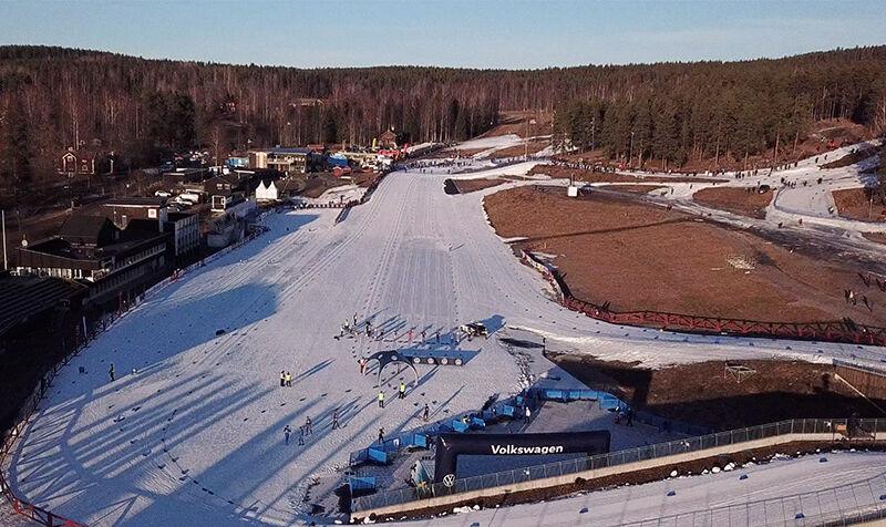 Nu har nationella tävlingsprogrammet för kommande vinter släppts. FOTO: Svenska skidförbundet.