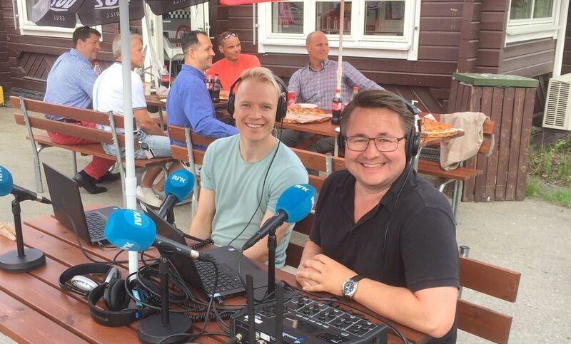 NRK, Christer og Morten2