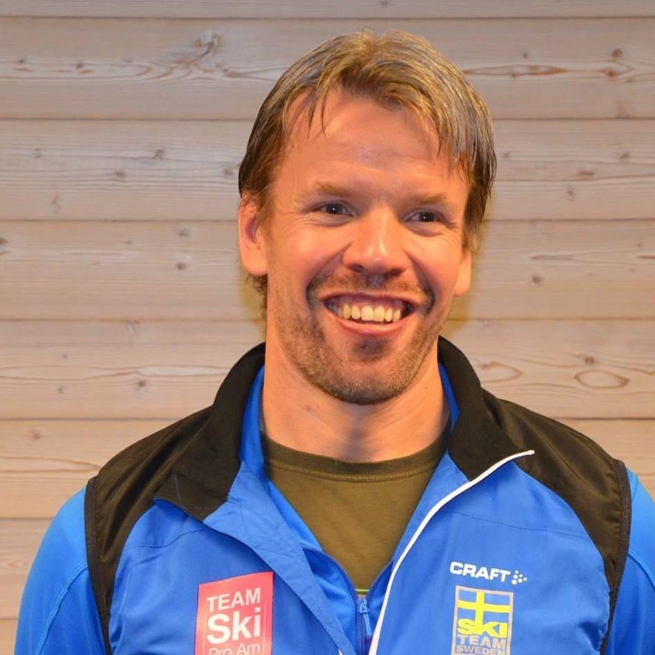 Micke Åström.
