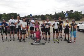 15-16 juli håller Micke Åström inspirations- och rullskidträffar i Karlshamn och Karlskrona.