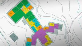 Skisser over Hellvik barnehage