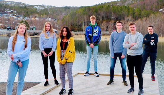 Sørfold ungdomsråd 2020-2022