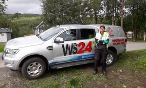 Anleggsleder VVS24 Alexandre Gilant