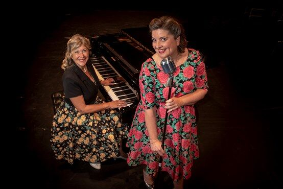 Ann-Sofie Godø og Åse Krystad