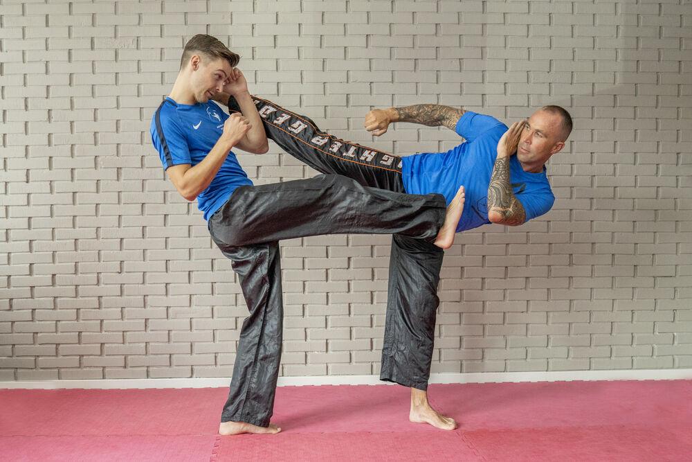Kickboxing A H20