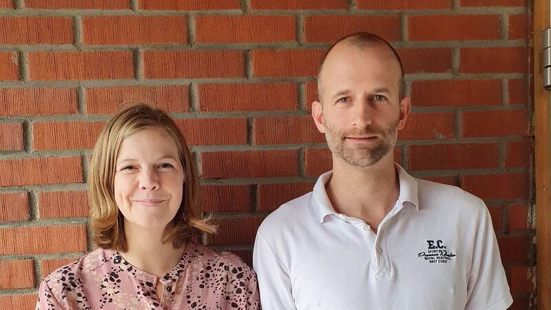 Anne Finseth og Geir Rasmussen 2020