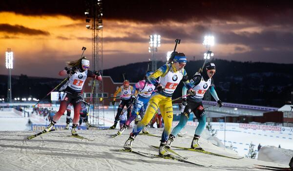 Det blir ingen skidskyttevärldscup i Östersund i december. FOTO: Svenska skidskytteförbundet.