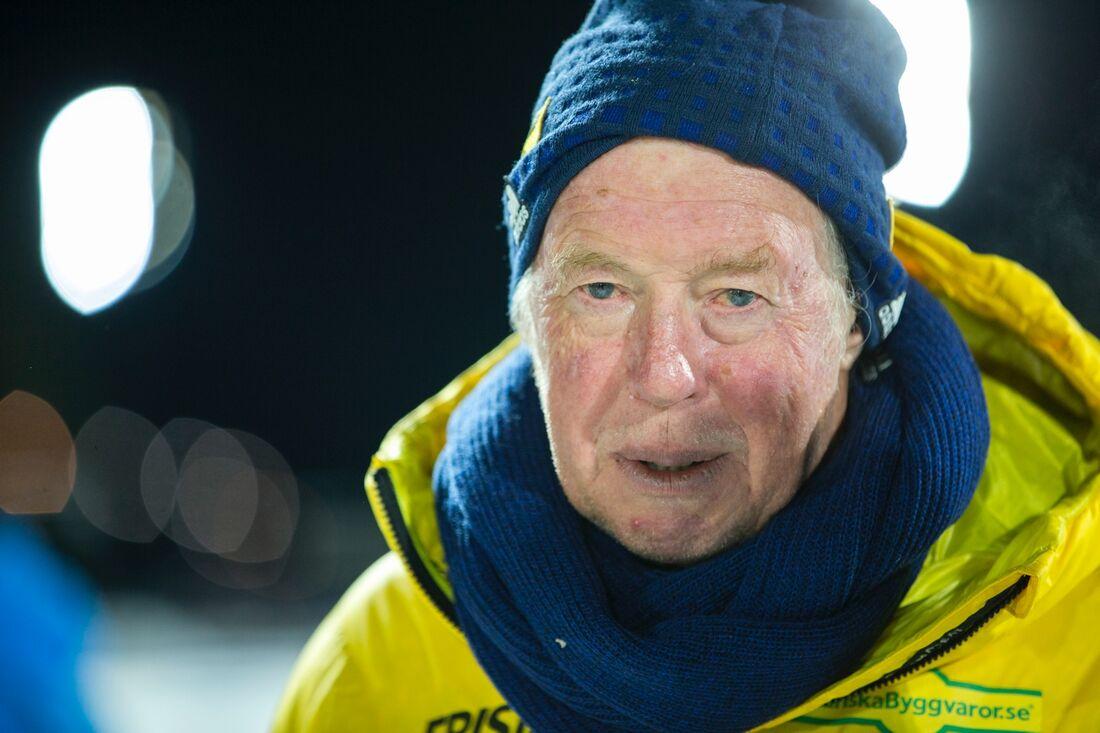 Wolfgang Pichler ligger på sjukhus i Tyskland efter att ha drabbats av allvarliga hjärtproblem. FOTO: Per Danielsson