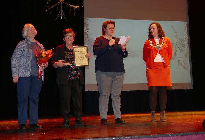 Nordre Lan prisen utdeling 2019