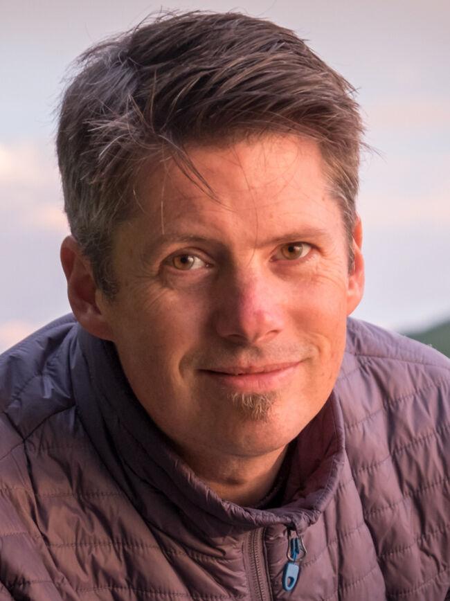 Kommunedirektør Trond Stenvik