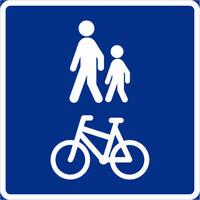 Gang og sykkelvei barn_200x200