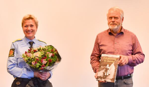 Kirsten Lindeberg og Steinar Kyrvestad