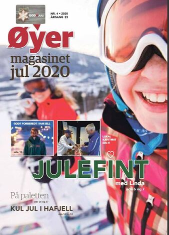 Øyermagasinet nr 4 2020