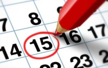 kalender ring