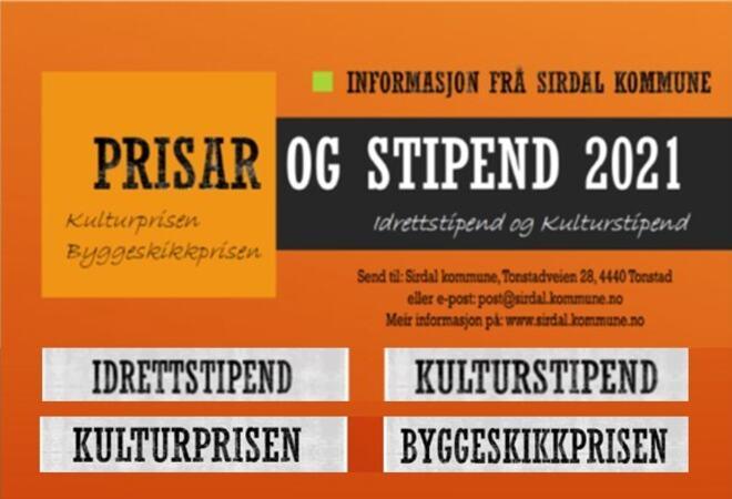 Ingressbilde prisar og stipend 2021