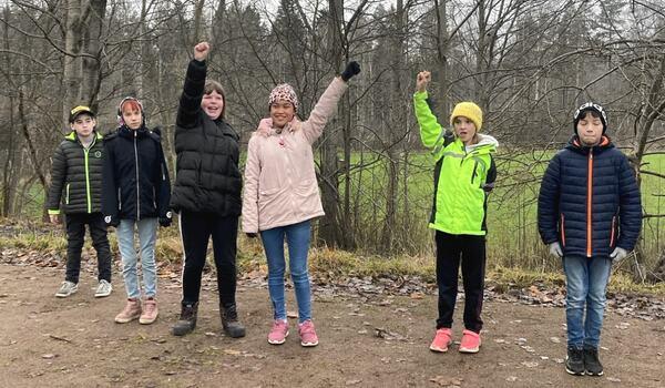Vinnare av Vasaloppets skolutmaning 2021 är Parkskolan i Degerfors.
