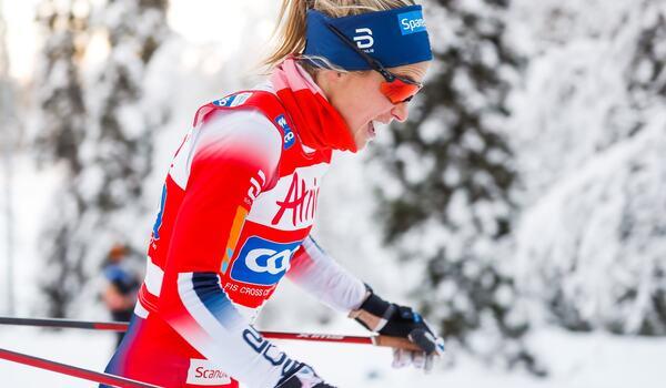 Karlsson i Ruka. FOTO: Tomi Hänninen/Bildbyrån.
