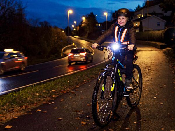 Syklist i Eigersund
