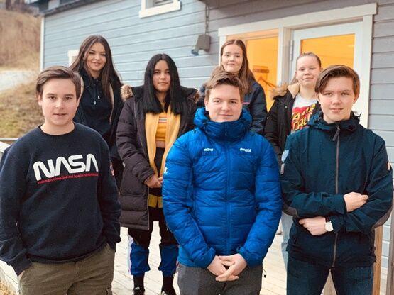 Sørfold ungdomsråd desember 2020