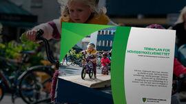 Rapport om hovedykkelveienettet