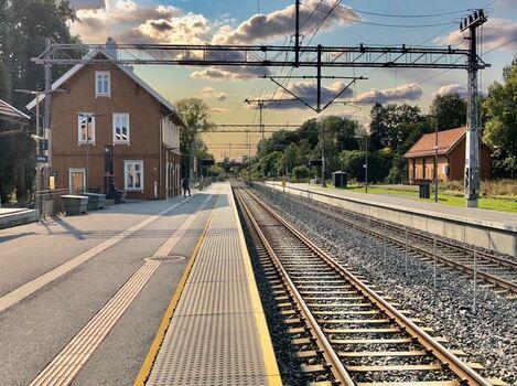 Spydeberg stasjon