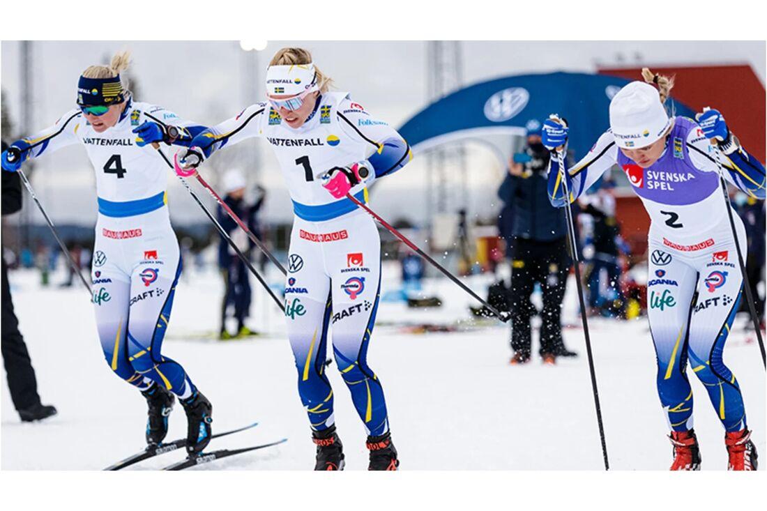 17-19 december går det att se landslagsåkarna tävla då Aftonbladet livesänder. FOTO: Bildbyrån.