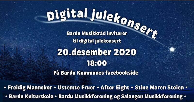 Digital julekonsert 20