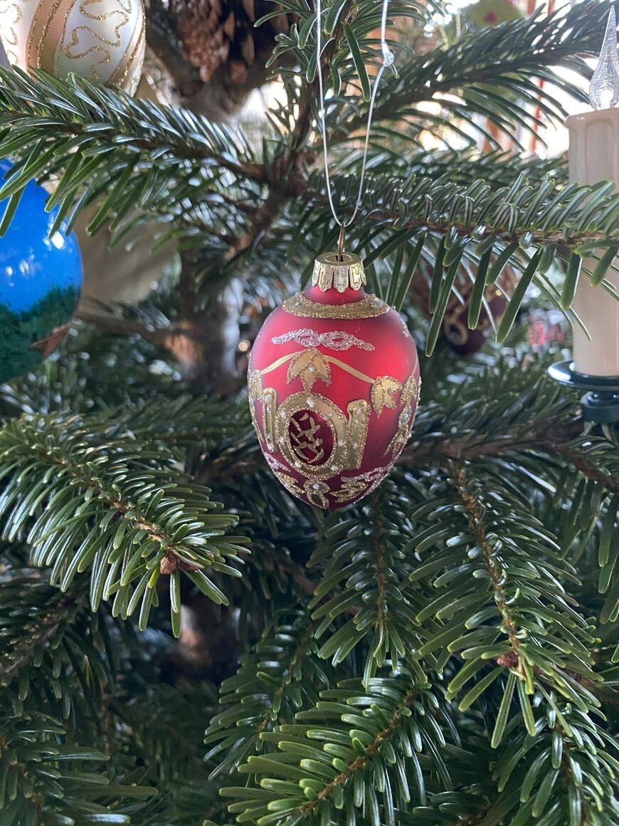 God jul - Julekule