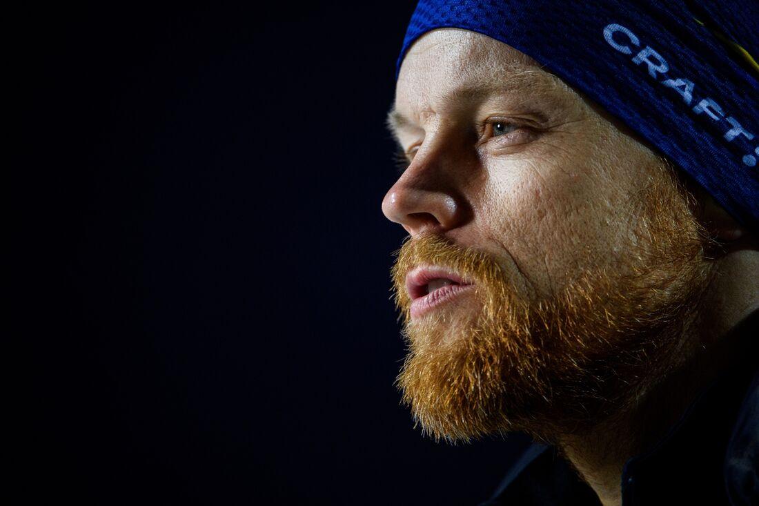 Anders Byström tror på stora framgångar under Tour de Ski som startar på nyårsdagen. FOTO: Anders Mårtensson/Bildbyrån.