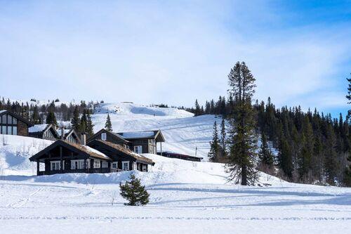 Hytter ved Spåtind Skisenter-1600px