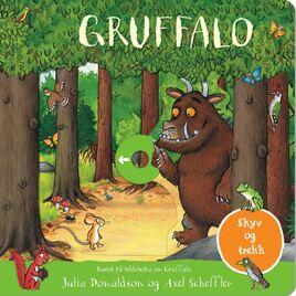 Gruffalo skyv og trekk