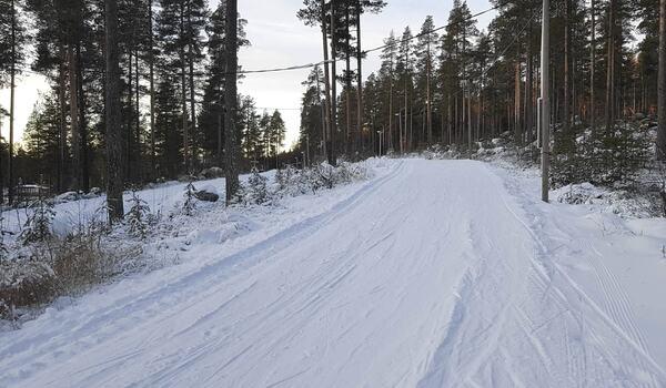 Det är nu klart att det blir Volkswagen Cup i Boden 19-21 februari. FOTO: Svenska skidförbundet.