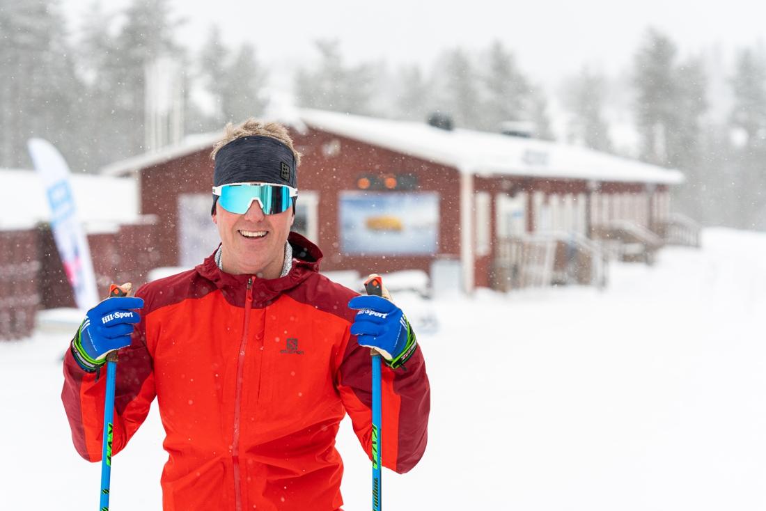 Orsa Grönklitts sportchef Marcus Laggar.