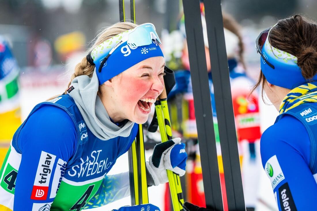 Anamarija Lampic kommer till Trollhättan Action Week. FOTO: Carl Sandin/Bildbyrån.