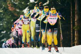 Får vi se tjejerna från Team Ramudden fortsätta dominera när Visma Ski Classics fortsätter med Jizerska 50 i Tjeckien i morgon. FOTO: Visma Ski Classics.