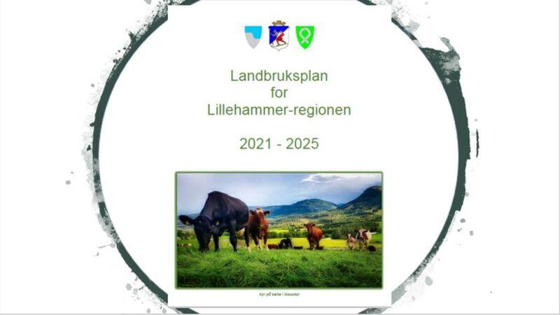 Landbruksplan for Lillehammer-regionen