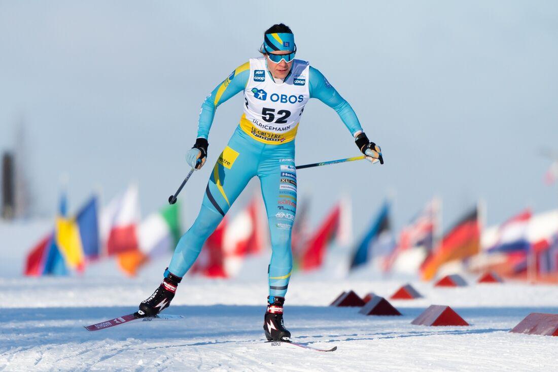 Lovisa Modig och flera andra elitåkare från SK Bore kommer representera Falun-Borlänge SK kommande vinter. FOTO: Carl Sandin/Bildbyrån.