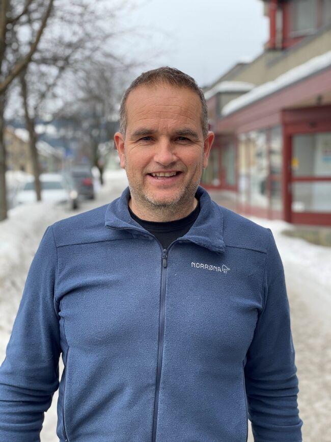Rune Rønningen SLT-koordinator