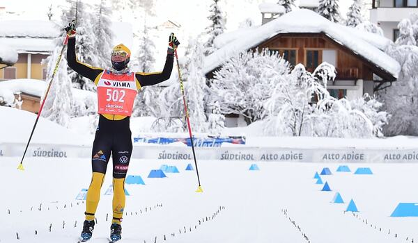 Lina Korsgren, Team Ramudden, ligger femma på Visma Ski Classics SC Ranking inför Vasaloppet. Kan hon försvara sin seger från i fjol lär hon klättra in rankingen. FOTO: Björn Reichert/Nordic Focus.