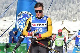 Max Novak kommer till Vasaloppet med gott självförtroende och med vinterns bästa form. Hur långt kommer det bära i morgon? FOTO: Björn Reichert/Nordic Focus.