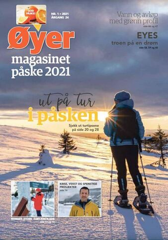 Øyermagasinet nr 1 2021