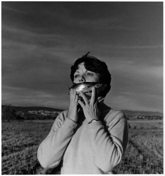 Graciela Iturbide, Self Portrait In The Country, 1996. Copyright: © Graciela Iturbide, Mexico, 2021 Sony World Photography Awards