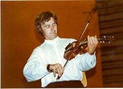 Sigmund Eikås, Vestlandskappleiken i Eidfjord 1982