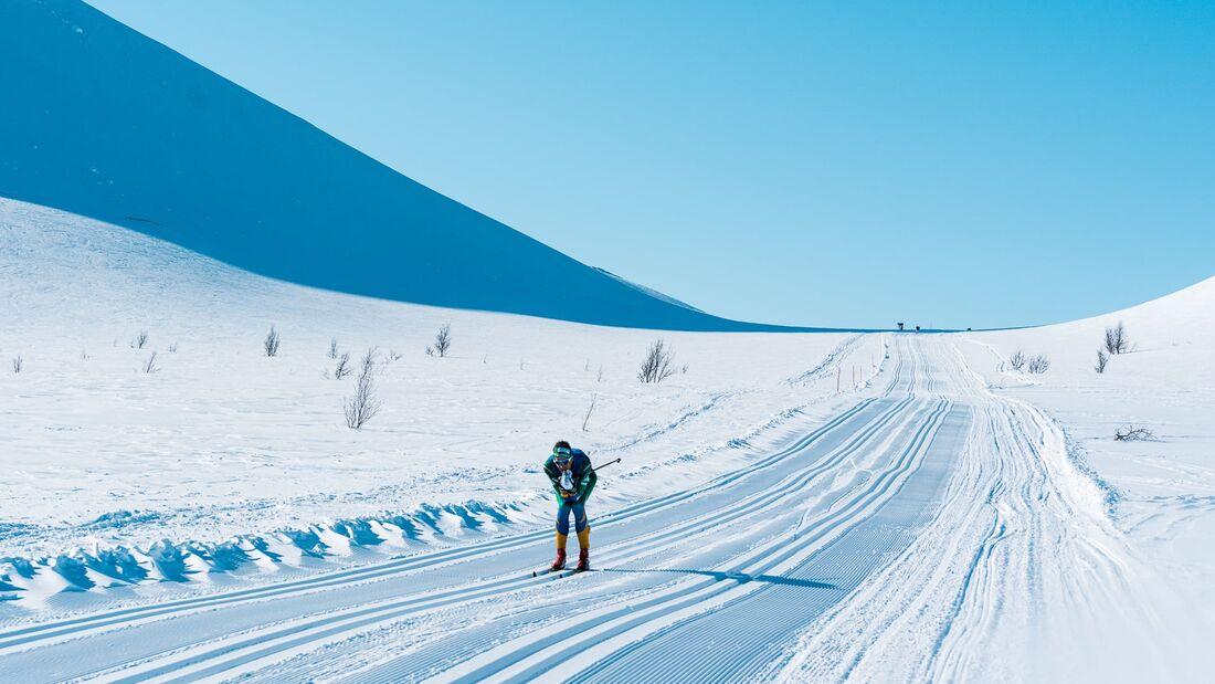 Reistadlöpet tvingades ställa in sin deltävling i Visma Ski Classics. Det innebär att Årefjällsloppet 100 km den 27 mars avslutar Visma Ski Classics säsong XI. FOTO: Visma Ski Classics/Magnus Östh.