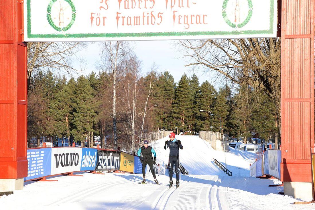 Efter en annorlunda Vasaloppsvinter 2021 siktar nu Vasaloppet mot 100-årsjubileet 2022. FOTO: Vasaloppet.