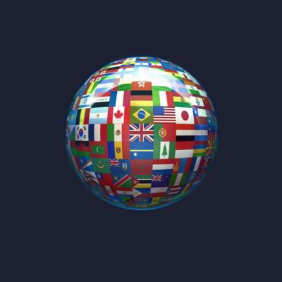 Forskjellige språk_nettside