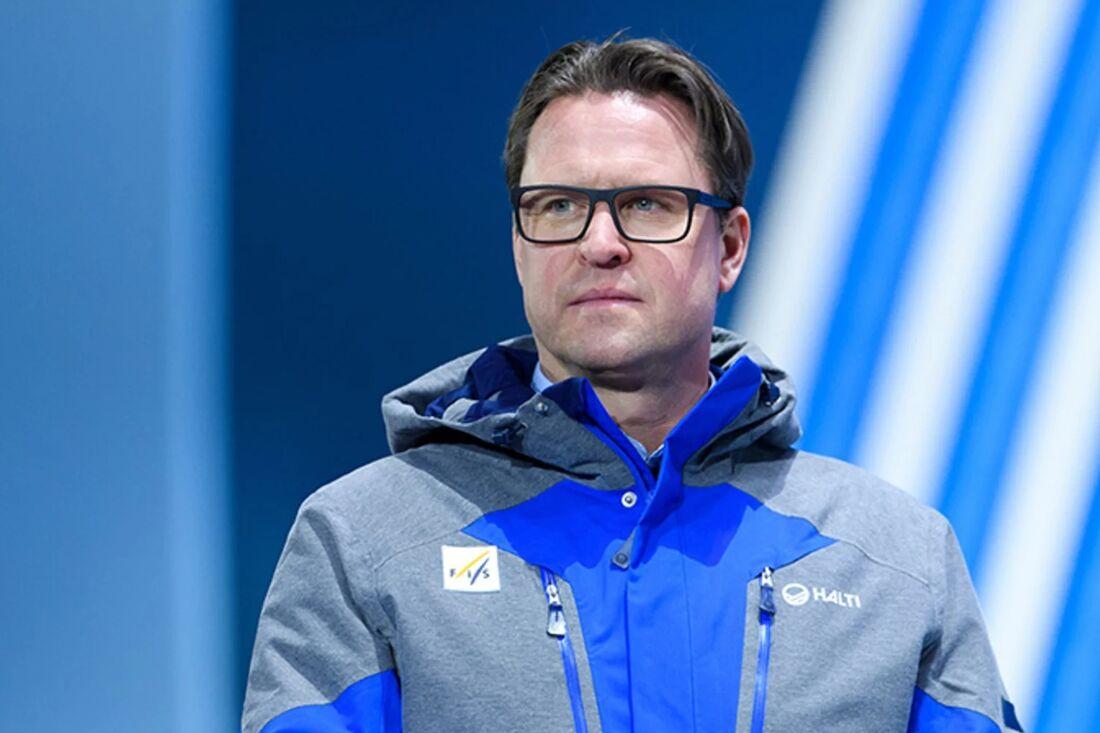 Svenska Skidförbundet nominerar Mats Årjes som ordförande i Internationella Skidförbundet. FOTO: Bildbyrån.