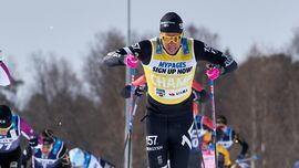 Emil Persson har gjort en enorm säsong i Visma Ski Classics med fyra segrar. Persson har inte varit sämre än femma i något lopp. FOTO: Visma Ski Classics/Magnus Östh.